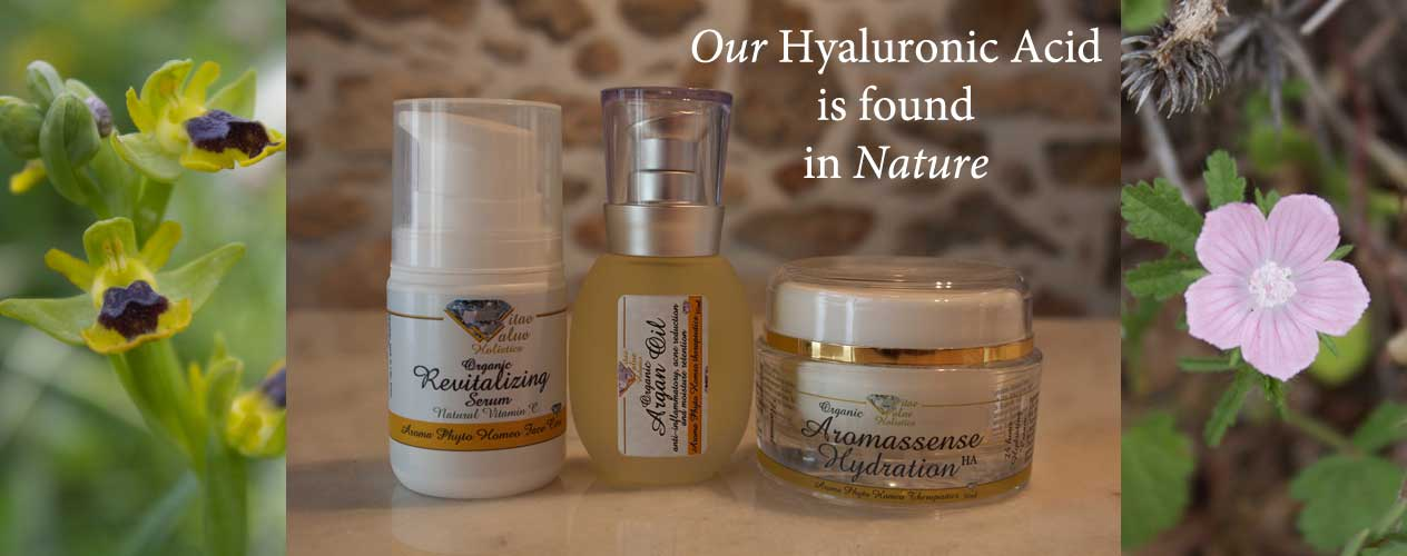 organic facial oil,face serum, facial cream,hyaluronic acid,coq10